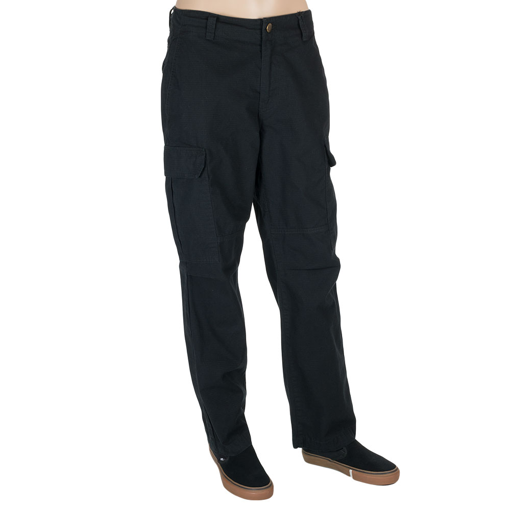 d2dbe1a0e86b1e Dickies Clothing New Yorks Cargo Pants Black at Skate Pharm