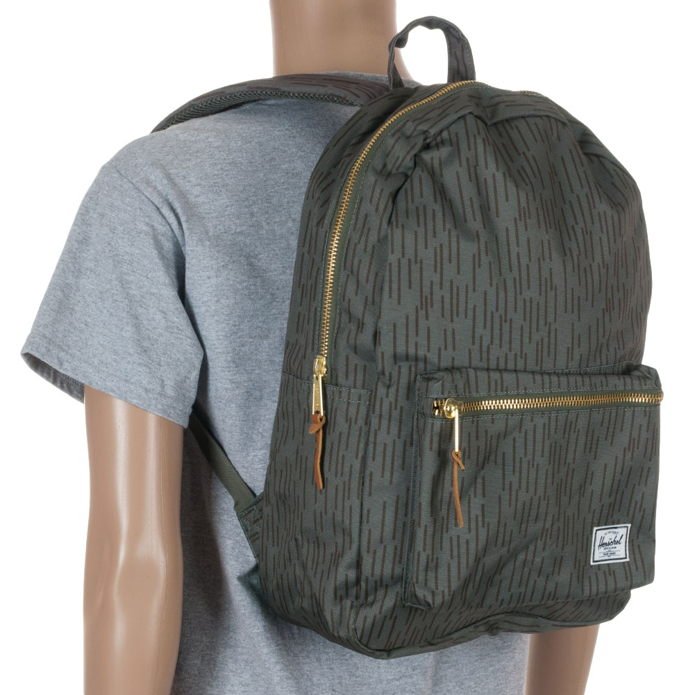 herschel settlement backpack grey from skate pharm. Black Bedroom Furniture Sets. Home Design Ideas