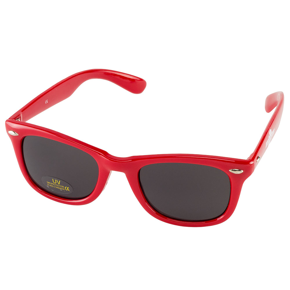 Independent Getxo Sunglasses Red at Skate Pharm