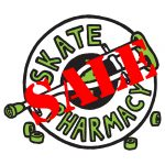 Skate Pharm Skateboard Sale