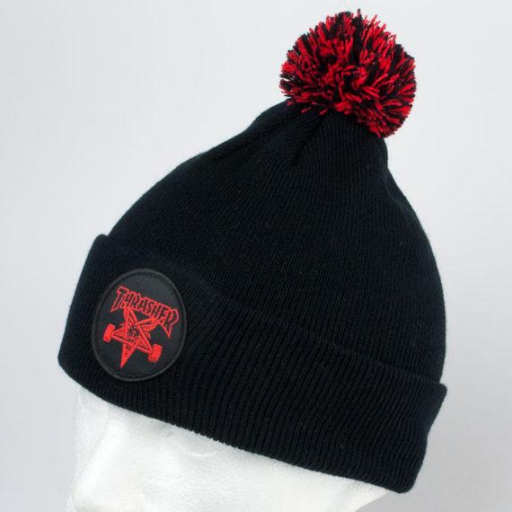 Thrasher Beanie SkateGoat Black&Red