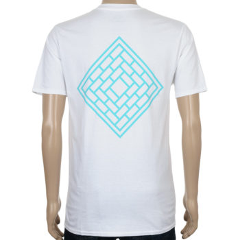 The National Logo T-Shirt White