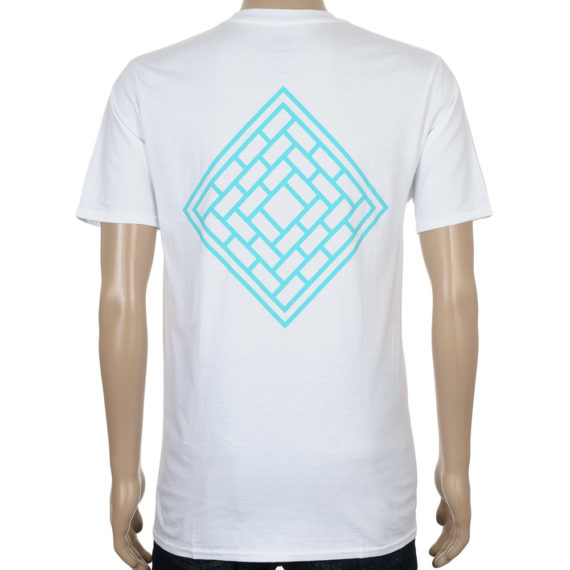 The National Logo T-Shirt White