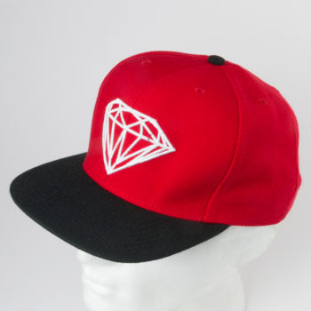 Diamond Supply Co. Rock Logo Snapback