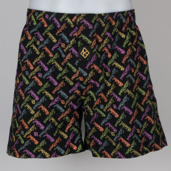 Krooked_Boxers-Black&Multicoloured