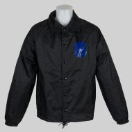 Independent Trucks Clothing Coach Jacket Logo Black