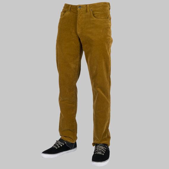 Patagonia Clothing Cord Straight Cord Pants Bear Brown