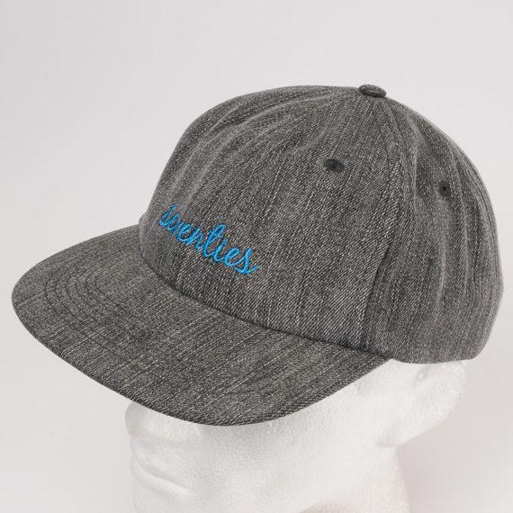 Post Details Clothing 6 Panel Hat Seventies Denim Cap