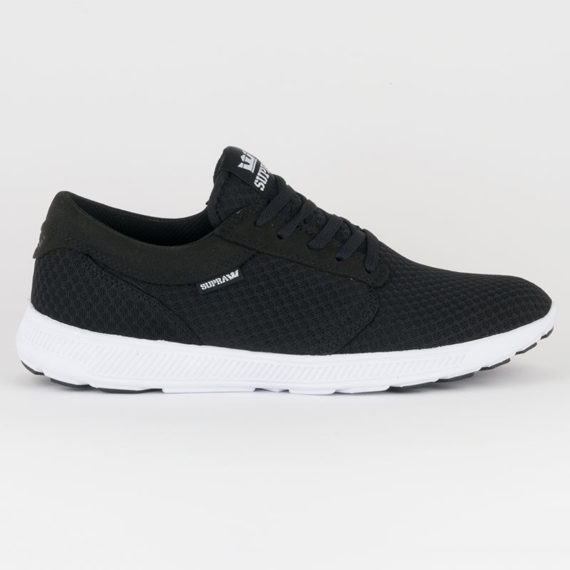 Supra Footwear Jim Greco Hammer Run Shoe Black White