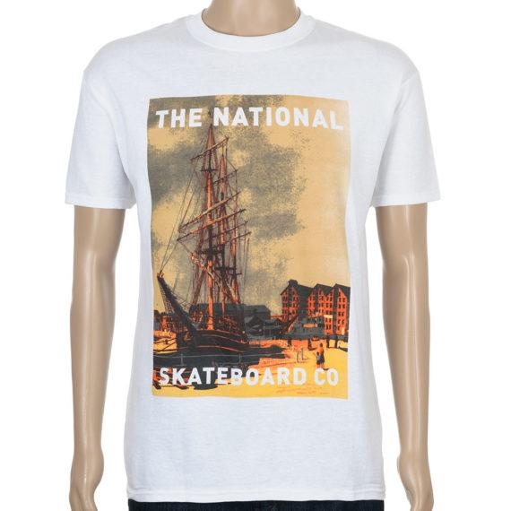The National Skateboard Co Schooner