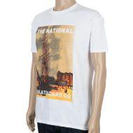 The-National-Skateboard-Co.-Schooner-T-Shirt-White-2