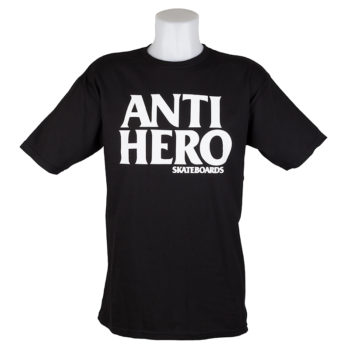 Anti Hero Skateboards Blackhero T-Shirt Black