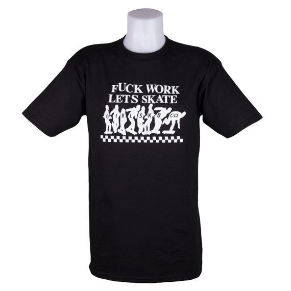 Girl Skateboards Madness T-Shirt Black