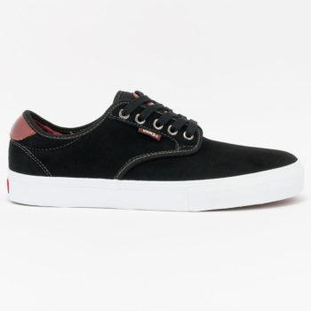 Vans Footwear Chima Ferguson Pro Shoes Black Mahogany
