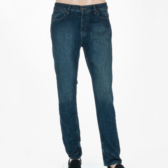 Krew Jeans K-Standard Aged Whiskey Indigo