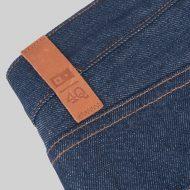 SALE 4Q Conditioning Clothing Heavy Duty 5 Pocket Jeans Raw Indigo 3