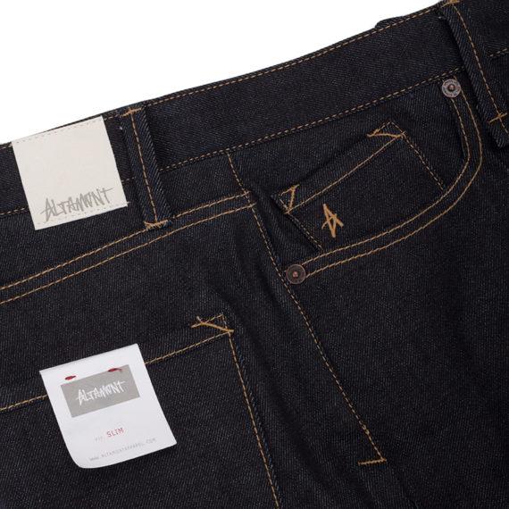 Altamont Clothing Sunrise Denim Jeans Indigo Raw 2