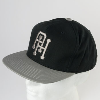 Anti Hero Skateboards In Auth Snap Back Cap Black