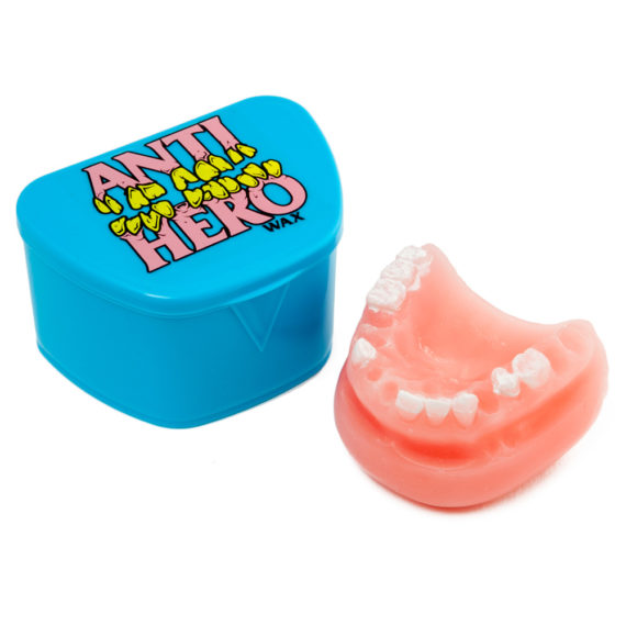 Anti Hero Skateboards Teeth Wax