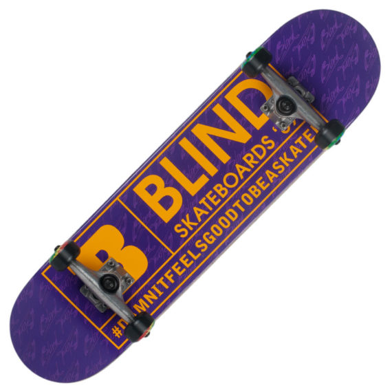 Blind Skateboards Rated B Complete Setup 7.75""
