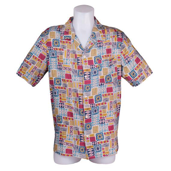 Brixton Griffin Shirt Retro