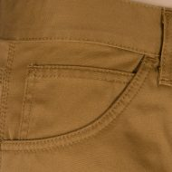 Carhartt WIP Clothing Skill Work Pants Hamilton Brown