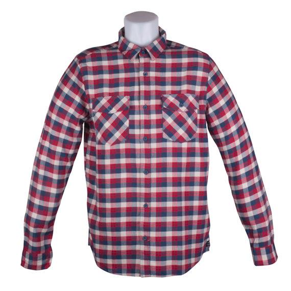 DC Chozen Longsleeve Shirt Red 1