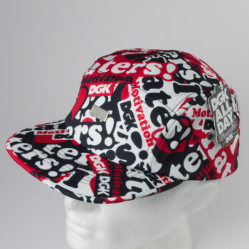 DGK Skateboards Hat Haters 5 Panel