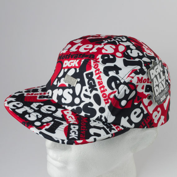 DGK Skateboards Hat Haters 5 Panel 1