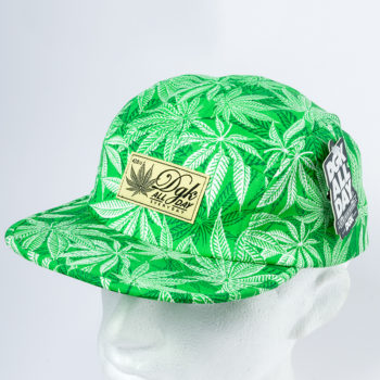 DGK Skateboards 5 Panel Hat Homegrown