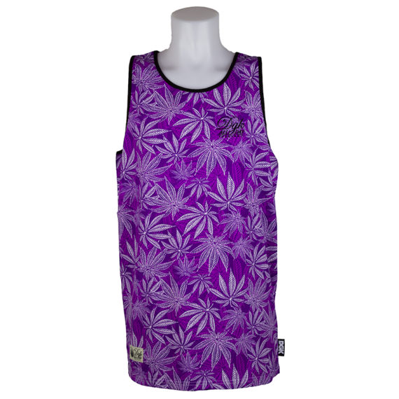 DGK Skateboards Vest Homegrown Purple