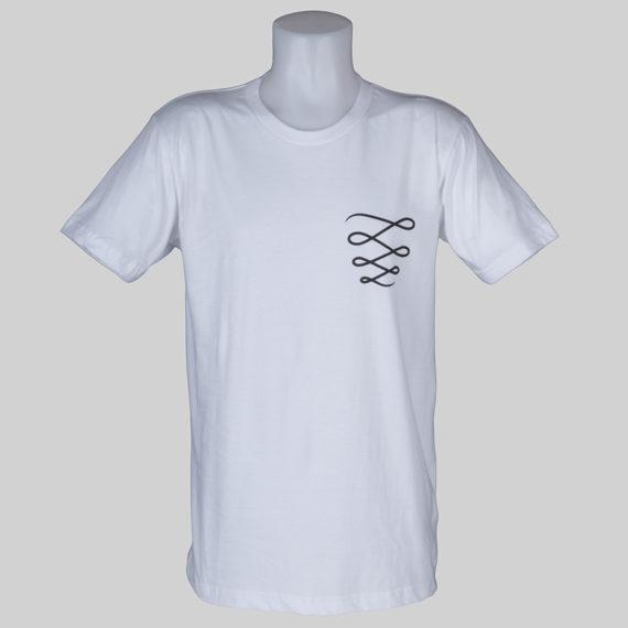 Descent Skateboards T-Shirt OG White 2
