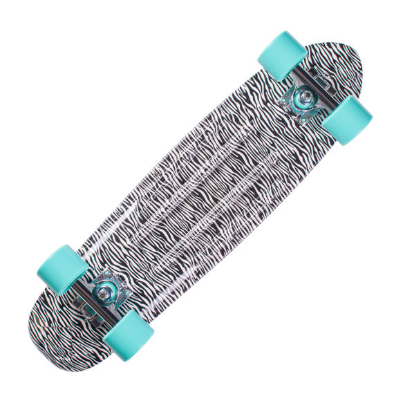 Diamond Life Cruiser Zebra Complete Set Up