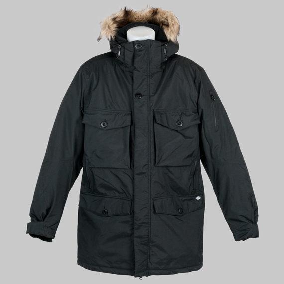 Dickies Clothing Jacket Salt Lake Black