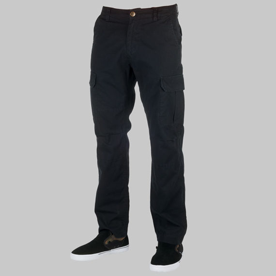 Dickies Clothing Cargo Pants Oklahoma Black