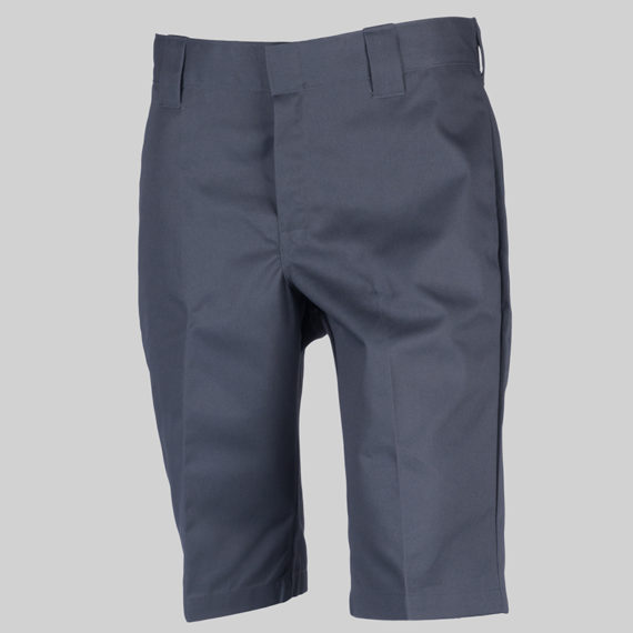 Dickies Clothing Shorts Slim 13″ Charcoal Grey 1