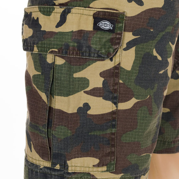 Dickies Clothing Shorts New York Camo 3
