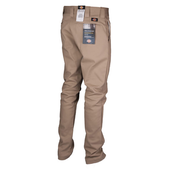 Dickies Slim Skinny Pant British Tan 2