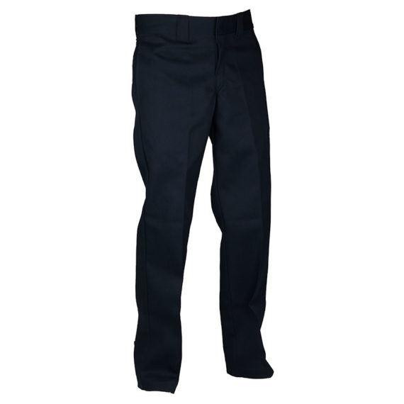 Dickies Slim Straight Leg Work Pant Dark Navy