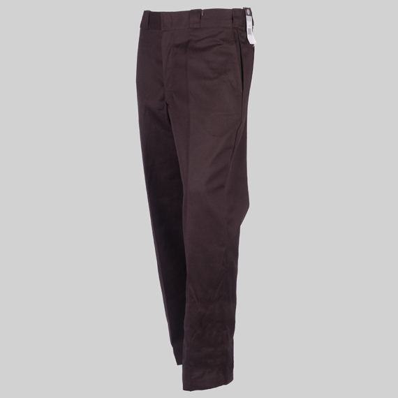 Dickies Clothing 874 Work Pants Dark Brown 1