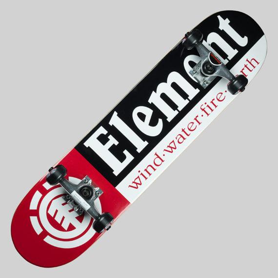 Element Skateboards Section Complete Set Up