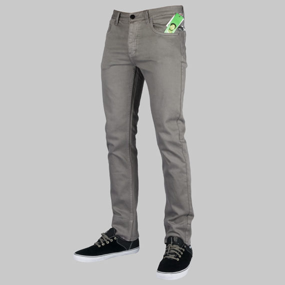 Emerica Footwear Jeans Reynolds Slim Pro Denim Jean Grey 1