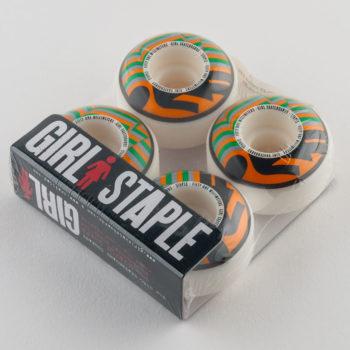 Girl Skateboards Striker Wheels 51mm