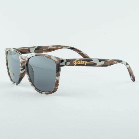 Glassy Sunhaters Sunglasses Deric Camo