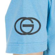 Gold Wheels T-Shirt Blasters Carolina Blue