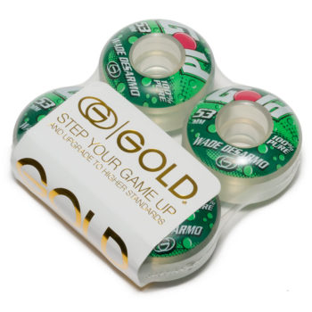 Gold Wheels Uncola Desarmo 53mm