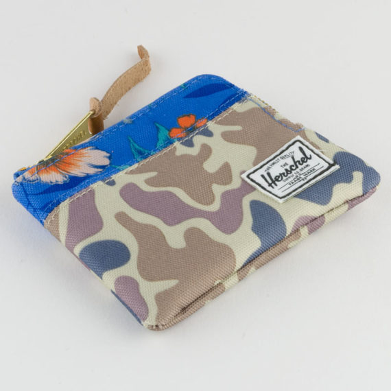 Herschel Backpacks Johnny Wallet Duck Camo Paradise 1