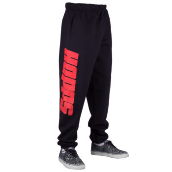Hopps Skateboards Clothing Joggers Big Hopps Black