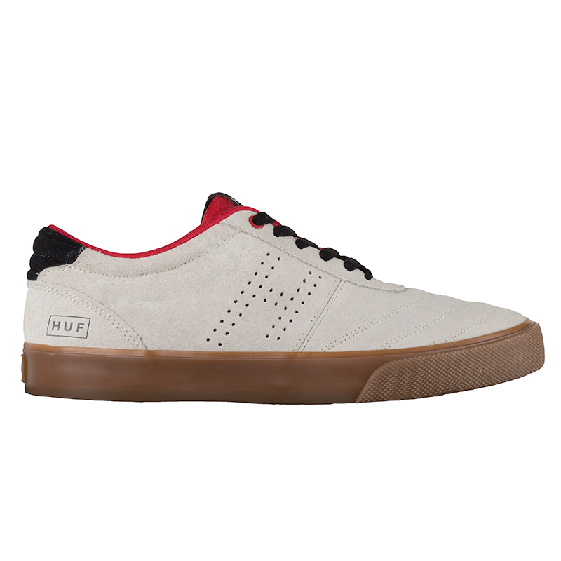 huf galaxy shoes white gum huf available from skate