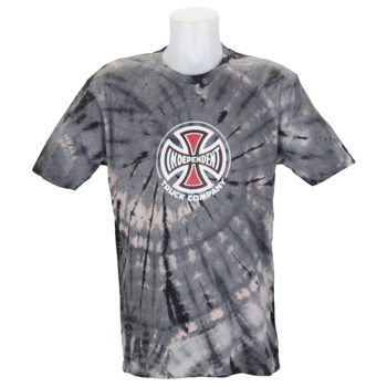 Independent Trucks Tie Dye Truck Co T-Shirt Black